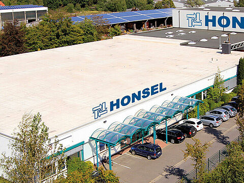 Honsel Distribution in Neumünster