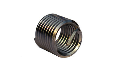 Coils/threaded inserts
