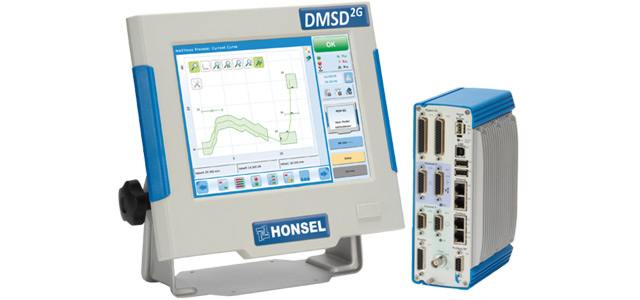 Process monitoring Honsel DMSD 2G